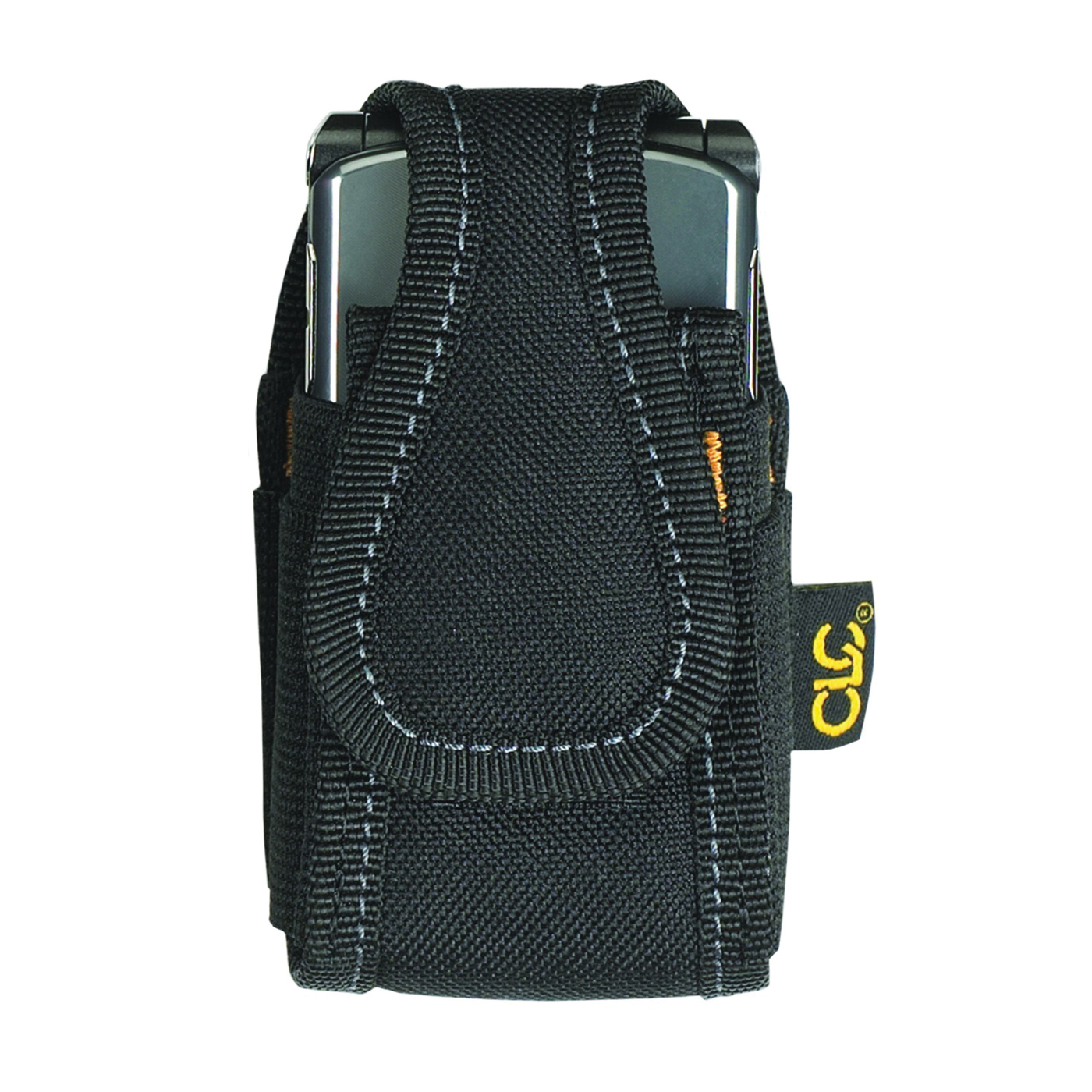 Picture of CLC 5124 Cell Phone Holder, 1-Pocket, Polyester, Black