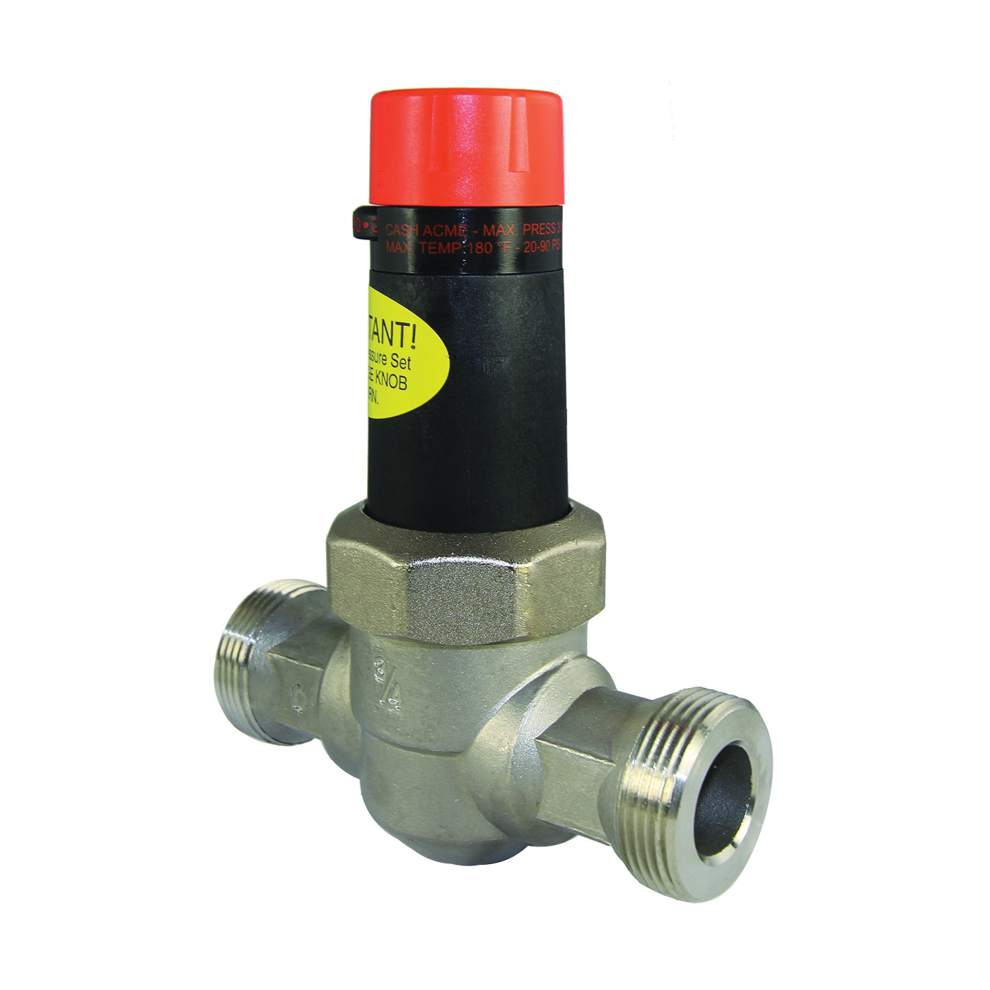 Picture of SharkBite EB25 Series 22266-0045 Pressure Regulating Valve, 1 in Connection, NPT, Stainless Steel Body