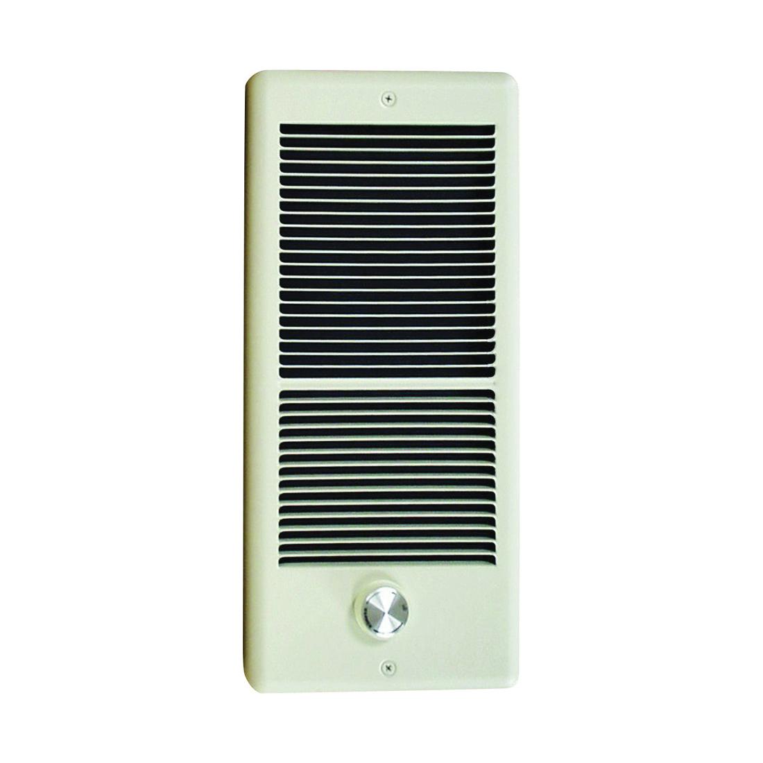 Picture of TPI E4315TRPW Electric Bath Heater with Wall Box, 12.5 A, 120 V, 5120 Btu, 70 cfm Air, White