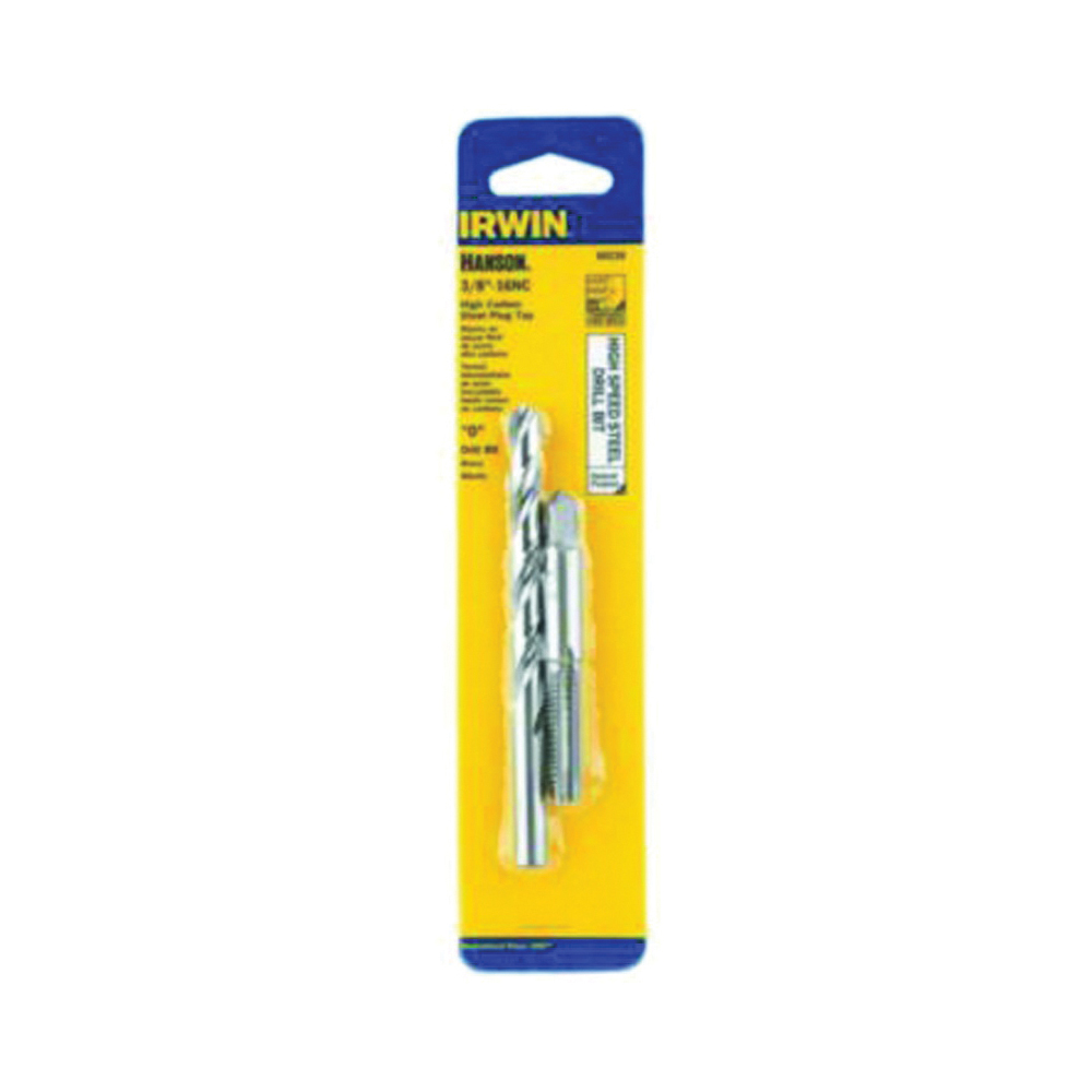 Picture of IRWIN 80238 Tap and Drill Bit Set, HCS/HSS