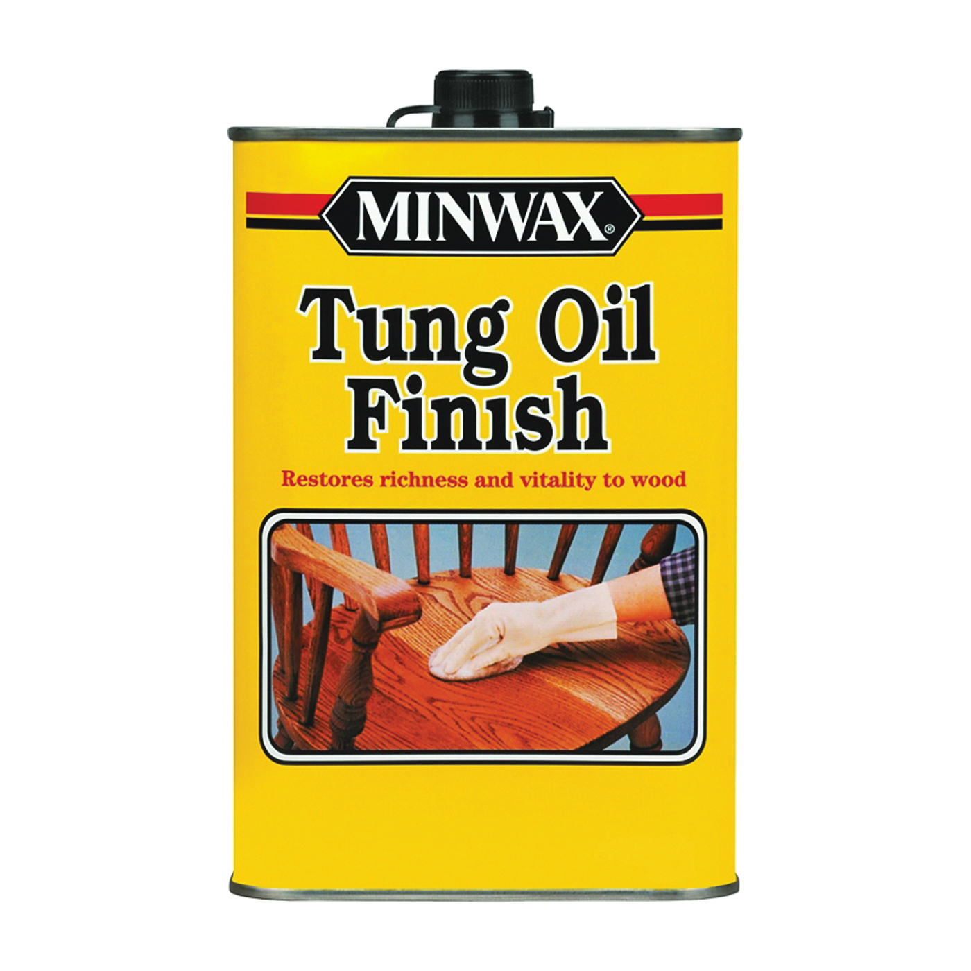 Picture of Minwax 47500000 Tung Oil Finish, Liquid, 1 pt, Can