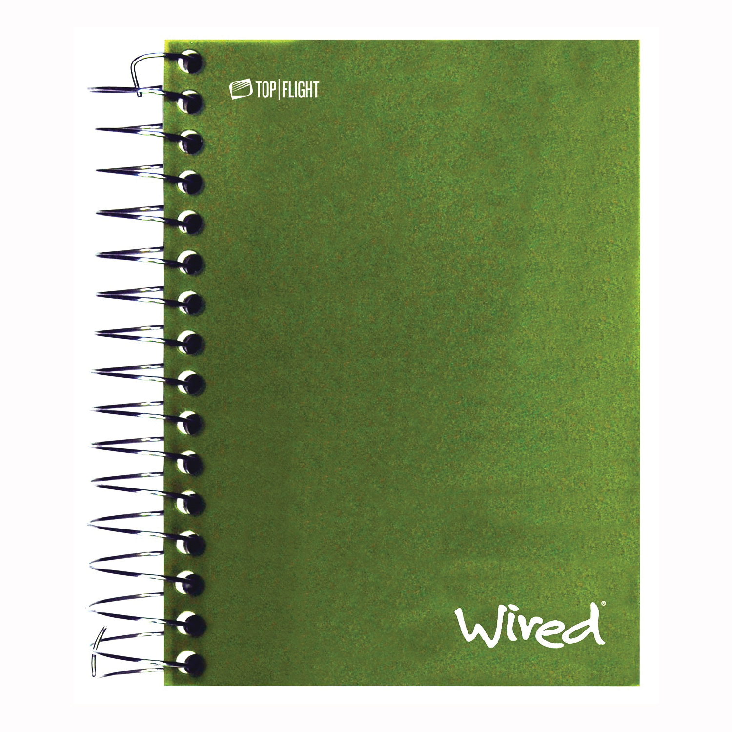 Picture of TOP FLIGHT 43001 Series 4511478 Narrow Rule Notebook, Micro-Perforated Sheet, 180-Sheet, Wirebound Binding