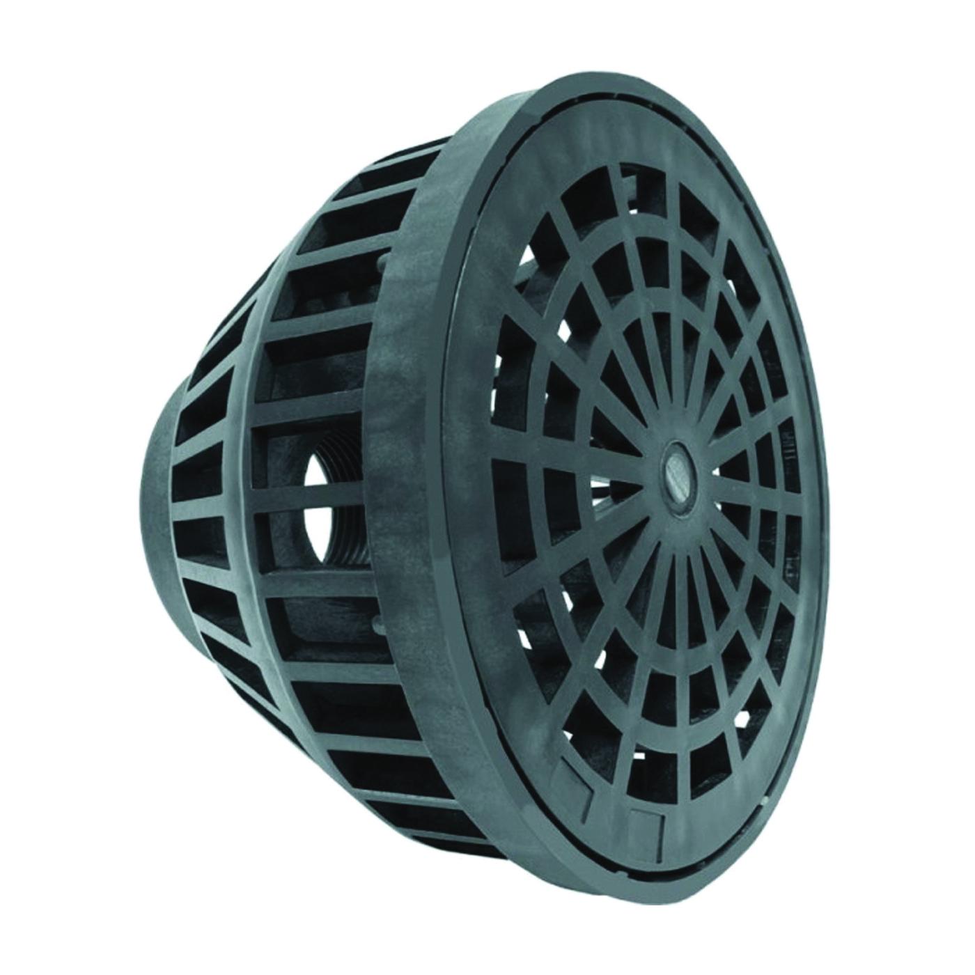 Picture of GREEN LEAF SR 150 P Basket Suction Strainer, Polypropylene