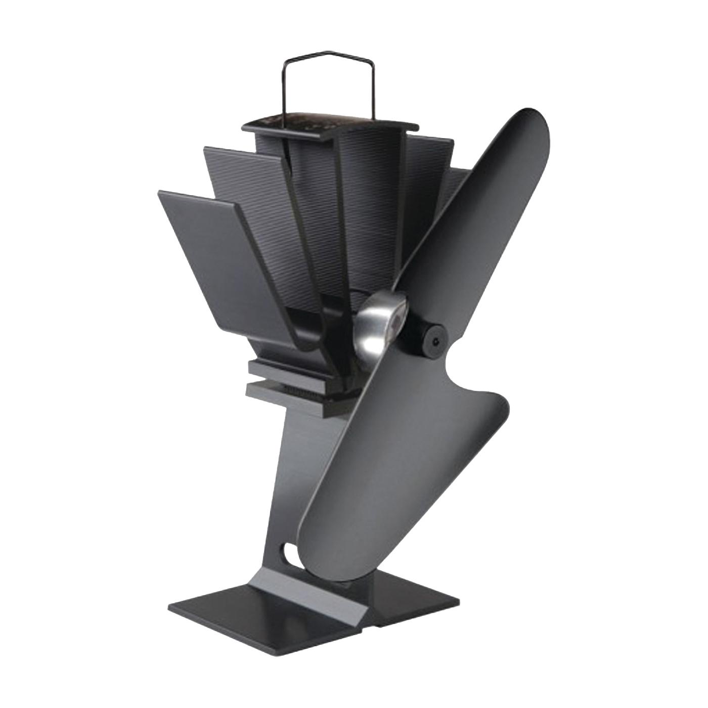 Picture of Ecofan 800CAXBX Stove Fan, 100 cfm Air, Black
