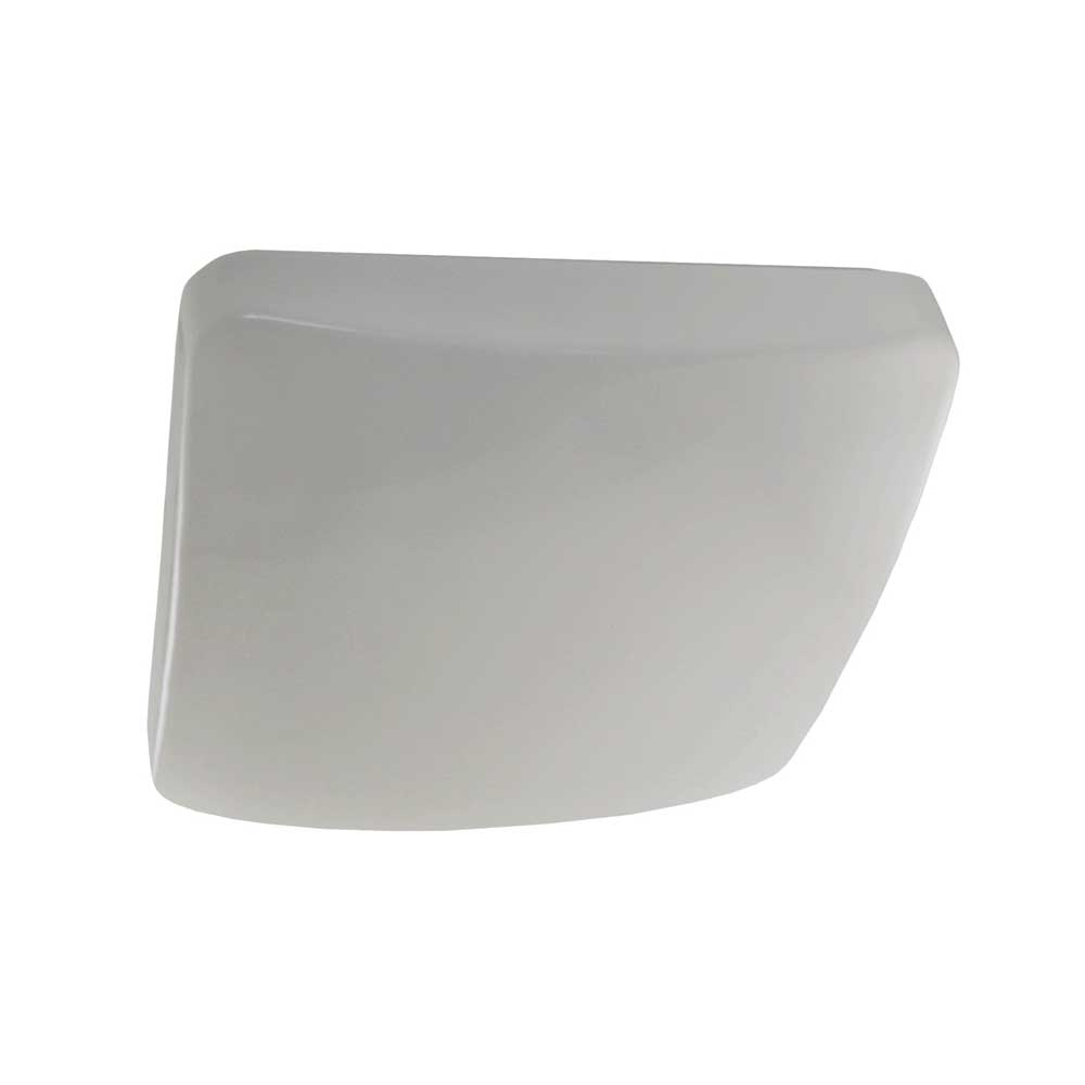 Picture of PowerZone CL800AC Square Light Puff, 60, 120, 14, Integrated LED Lamp, 4000 Color Temp, Polycarbonate Fixture