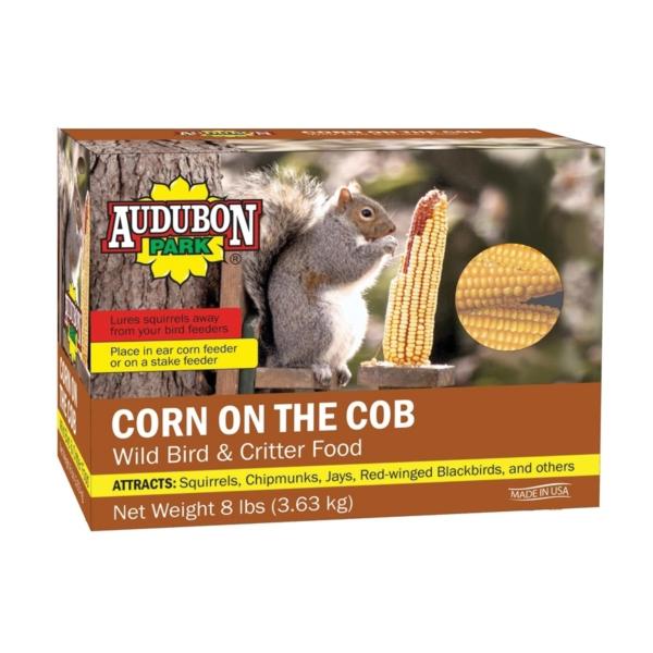 Picture of Audubon Park 12757 Ear Corn, 8 lb Package