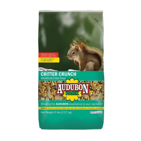 Picture of Audubon Park 12234 Critter Crunch, 5 lb Package