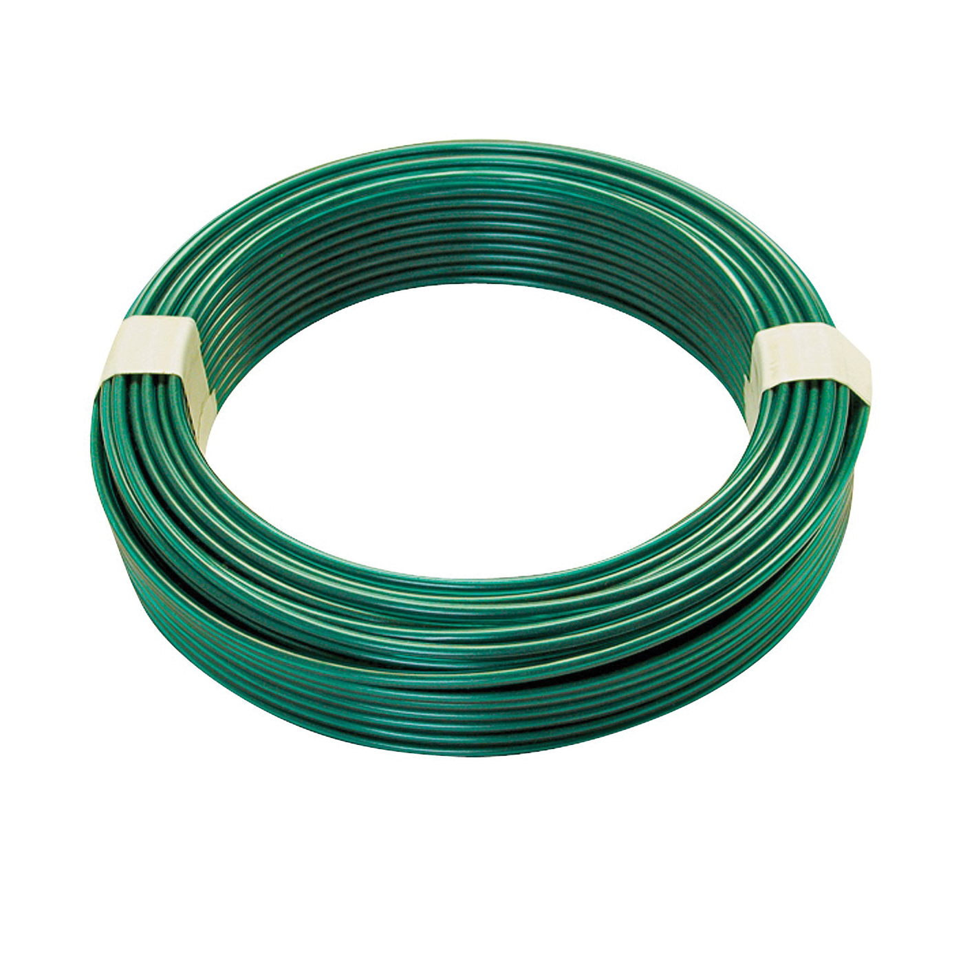 Picture of HILLMAN 50149 Clothesline, 100 ft L, Steel, Green