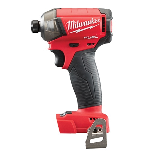 Picture of Milwaukee 2760-20 Hydraulic Driver, Bare Tool, 18 V Battery, 2 to 9 Ah, 1/4 in Drive, Hex Drive, 4000 IPM