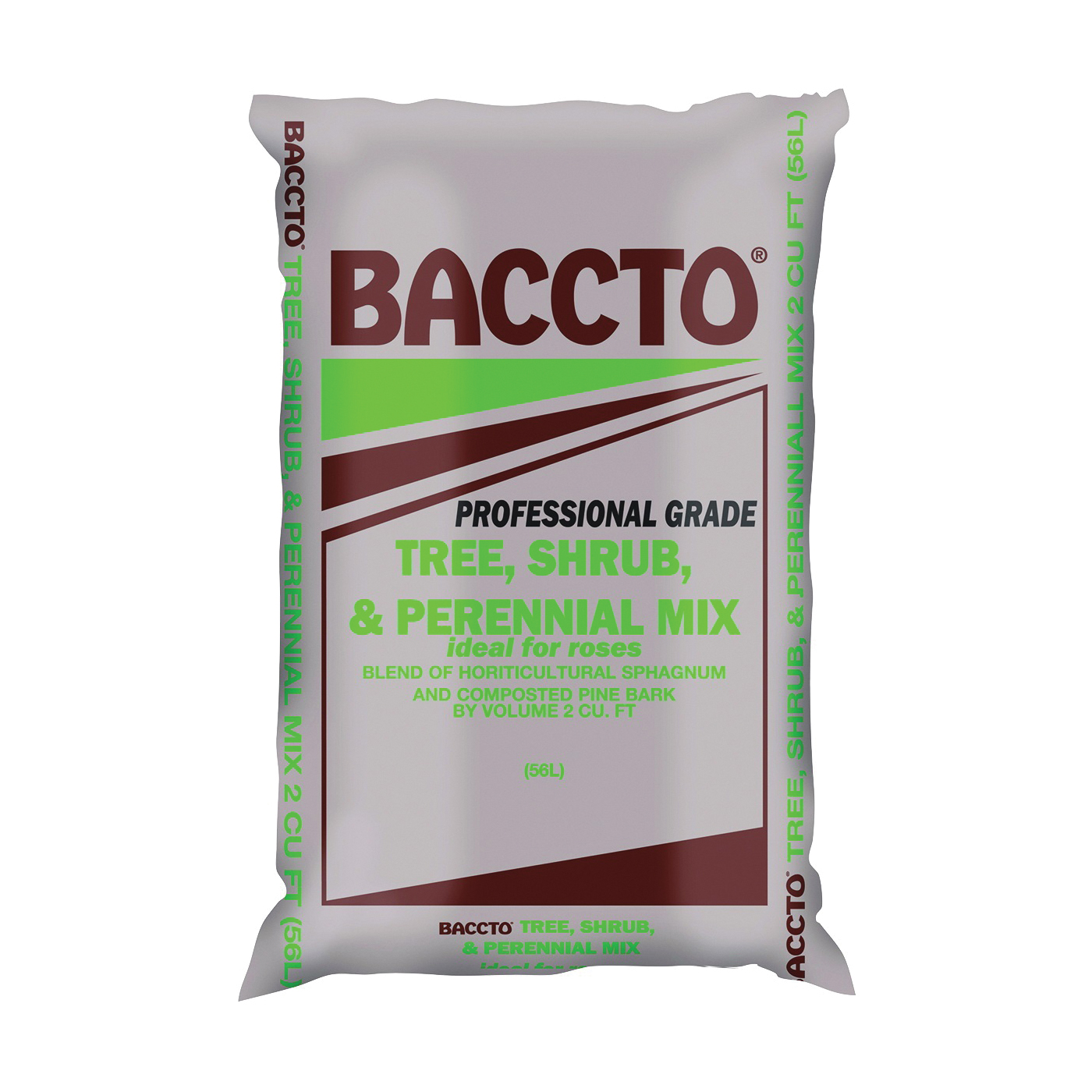 Picture of BACCTO 2143 Tree Shrub and Perennial Mix, 2 cu-ft Coverage Area, 56.63 L Package, Bag