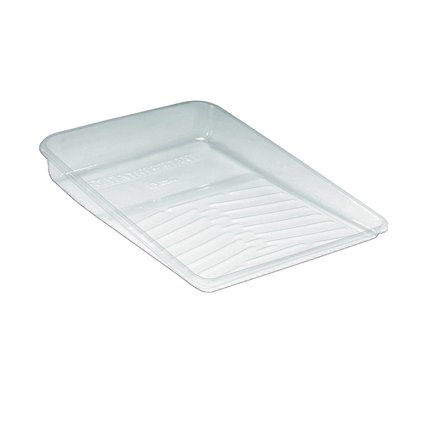 Picture of WOOSTER Hefty Deep-Well R408-13 Paint Tray Liner, Plastic, Clear