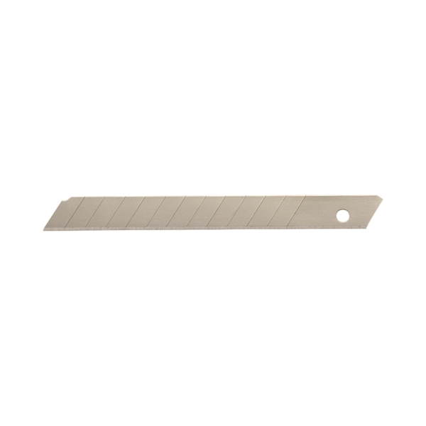 Picture of HYDE 42345 Replacement Knife Blade, 9 mm, 13 -Point, 5/PK, Box