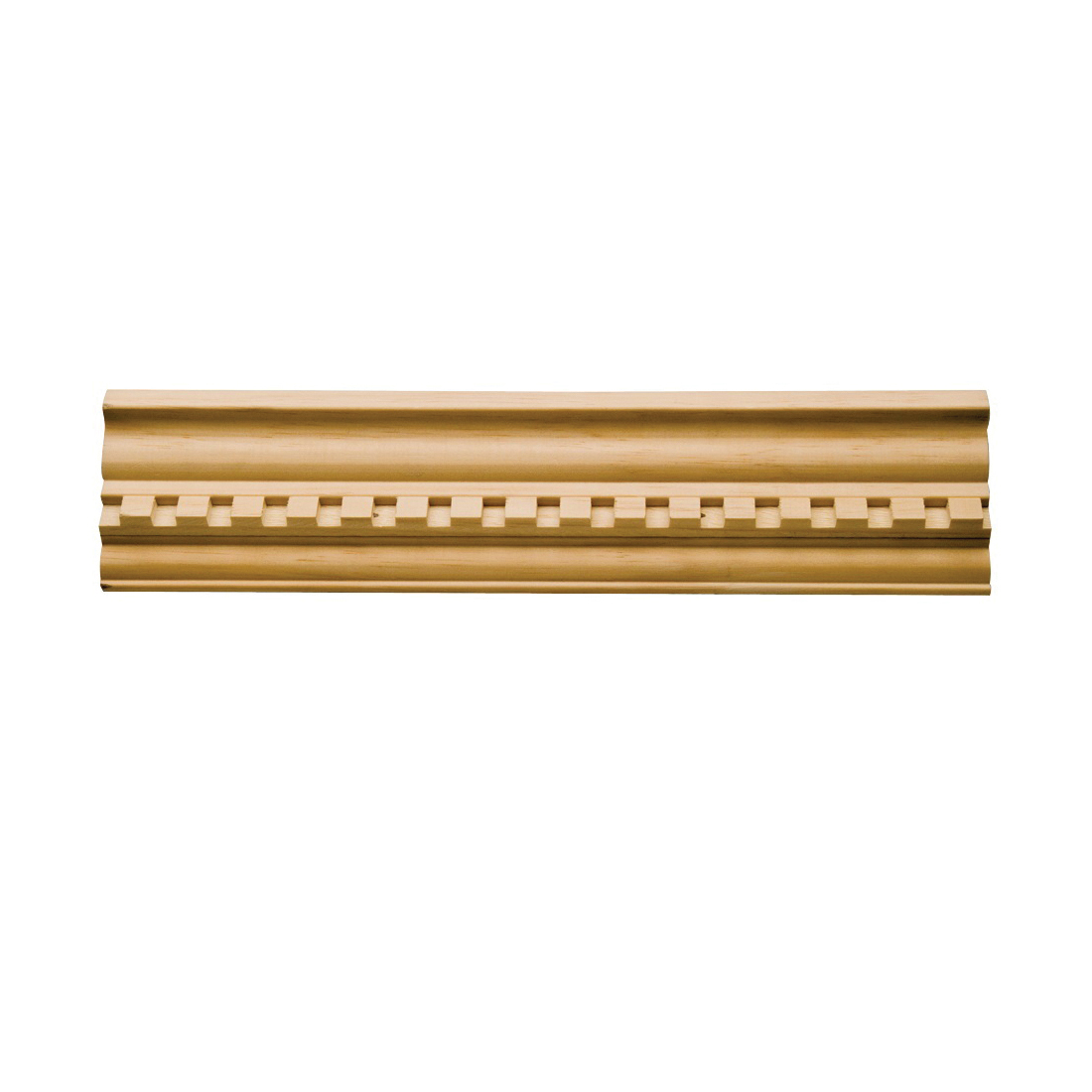 Picture of Waddell MLD355 Crown Molding, Dentil Pattern, Zinc