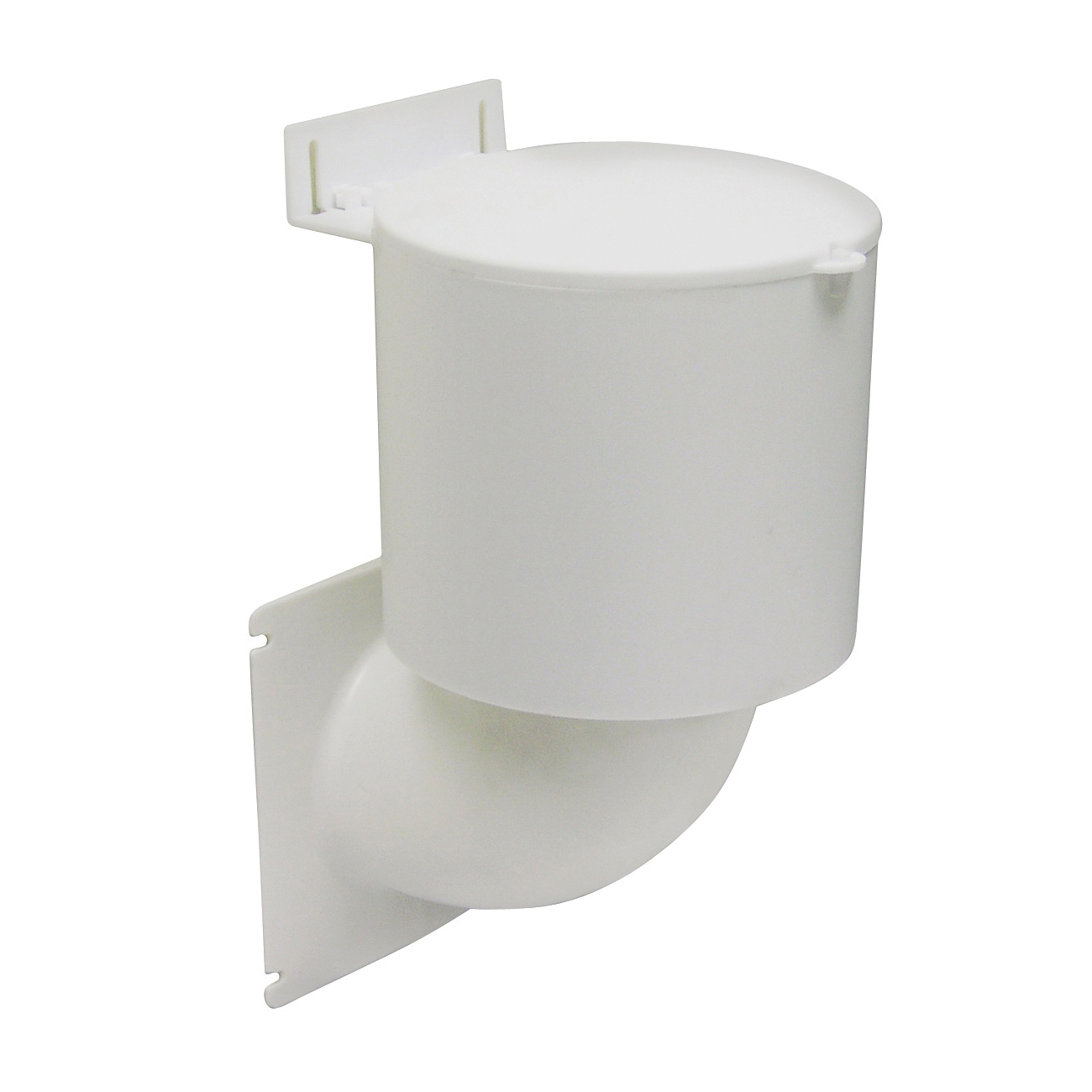 Picture of Lambro 289W Dryer Vent Seal, ABS, White, 1, Box