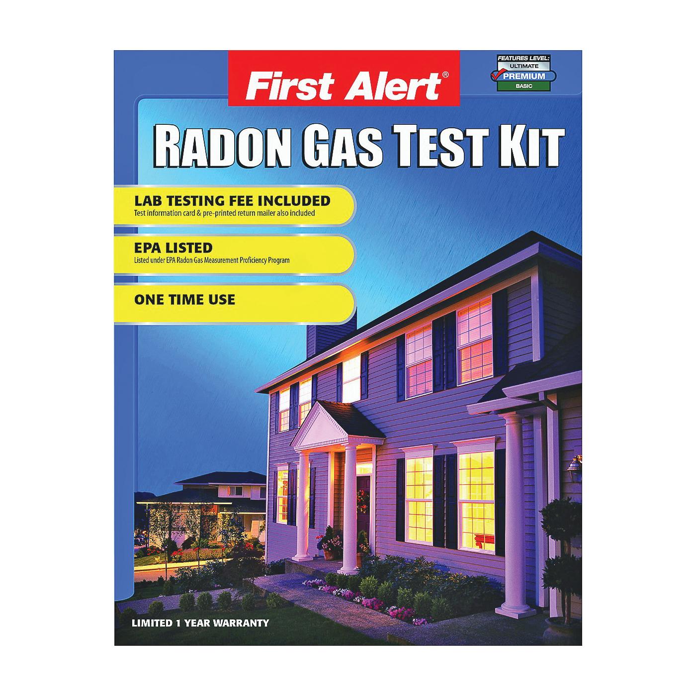 Picture of FIRST ALERT RD1 Radon Test Kit