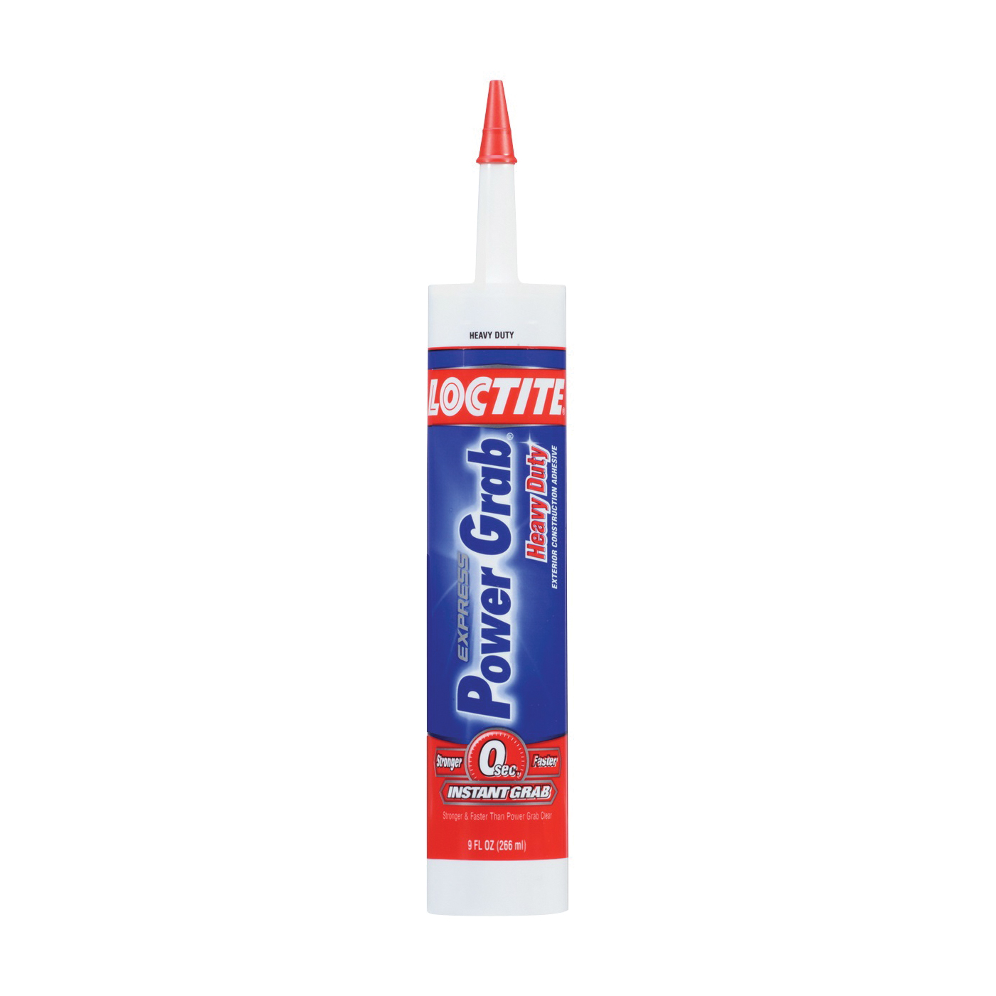Picture of Loctite 2032666 Exterior Construction Adhesive, White, 9 fl-oz Package, Cartridge