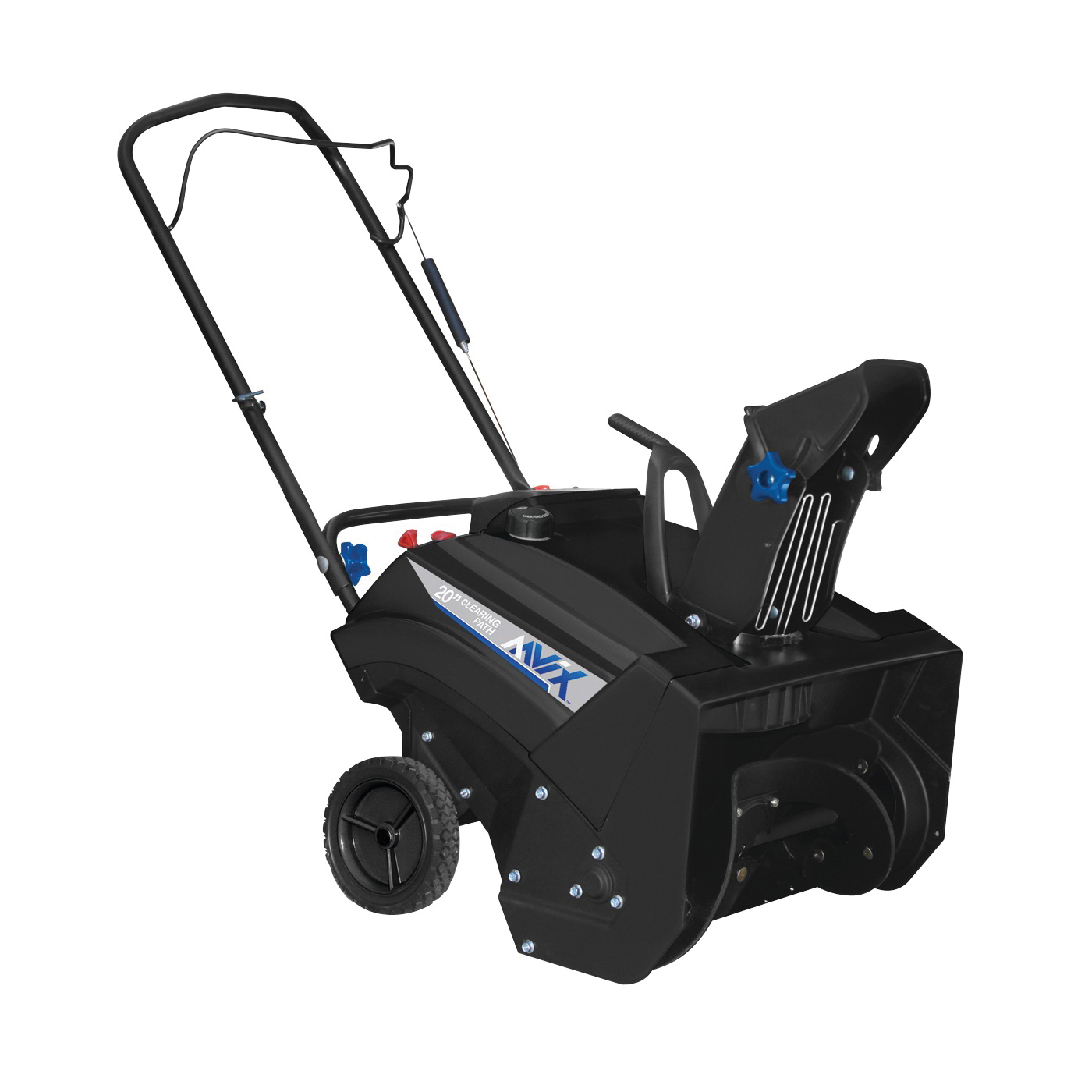 Picture of PULSAR AGT1420 Snow Thrower, 1 -Stage, 20 in W Cleaning