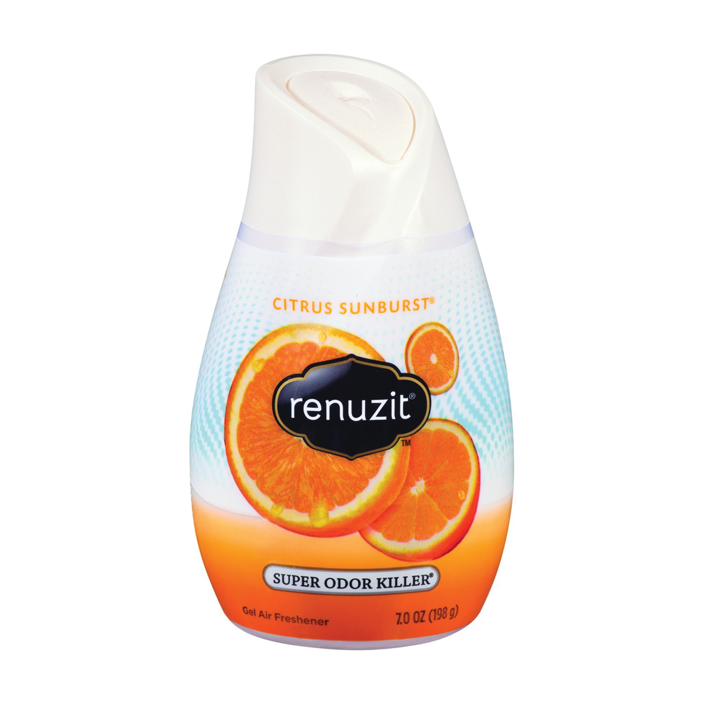Picture of Renuzit 35000 Air Freshener Clear, 7.5 oz Package, Citrus Sunburst, Clear