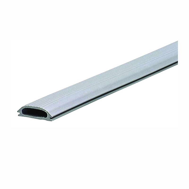 Picture of M-D 13524 Threshold Replacement Insert, 38 in L, 2 in W, Vinyl, Gray