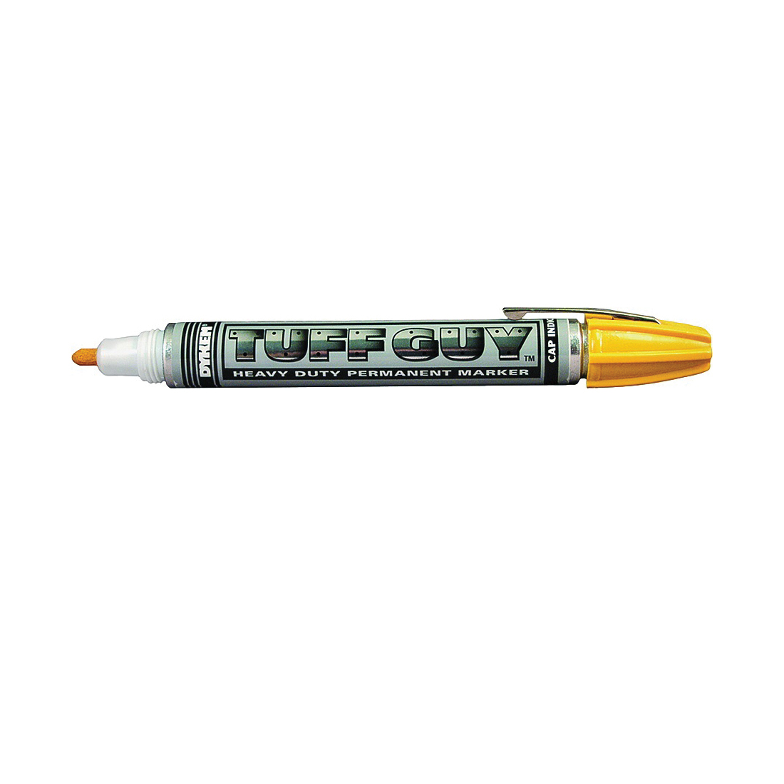 Picture of Dykem 44401 Permanent Marker, Yellow