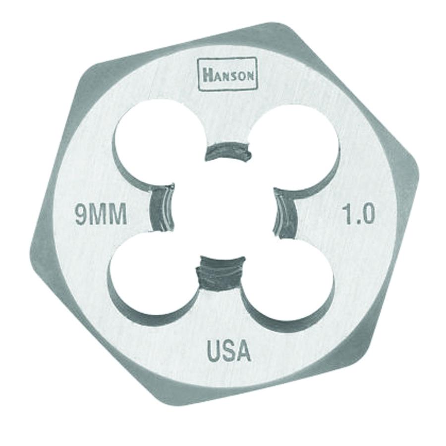 Picture of IRWIN 9736 Metric Dies, M9-1 Thread, Right Hand Thread, HCS
