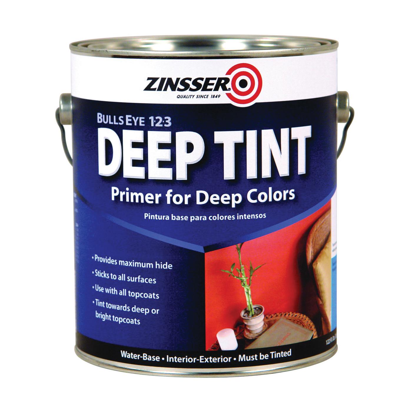 Picture of ZINSSER Bulls Eye 2031 Deep Tint Primer, White, 1 gal