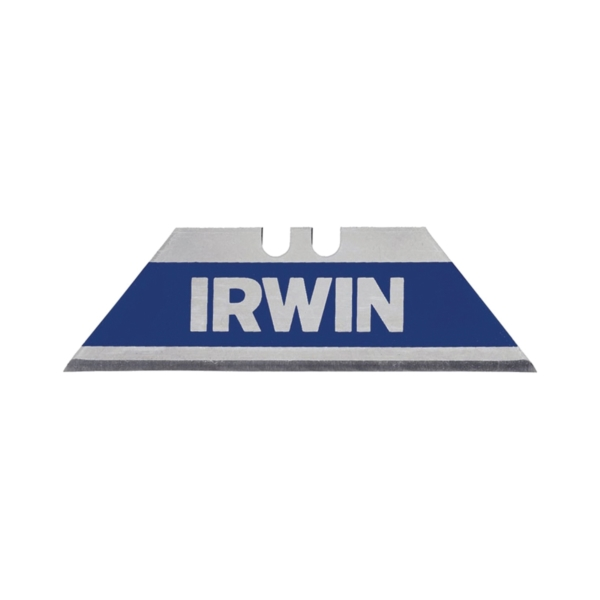 Picture of IRWIN 2084100 Utility Blade, HSS, 2 -Point, 5/PK, Pack