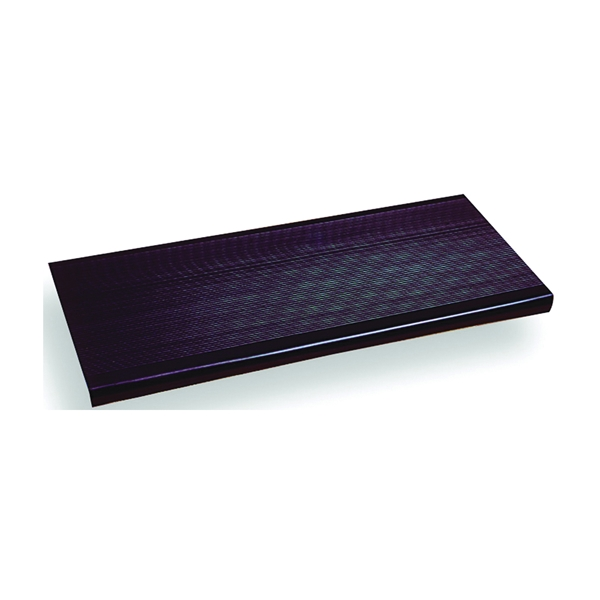 Picture of Lanart VST2405 Stair Tread, 24 in W, Vinyl, Black