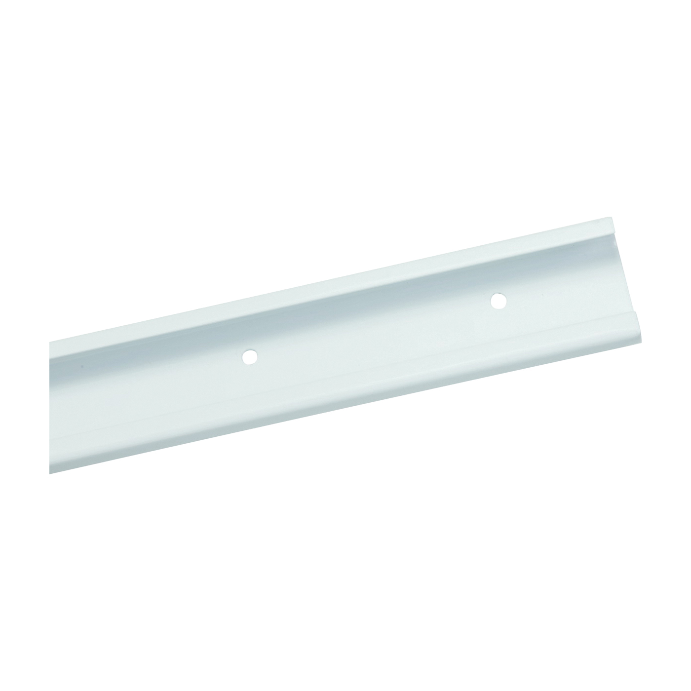 Picture of ClosetMaid 2826 Shelf Hang Track, 2 in W, 40 in H, Steel