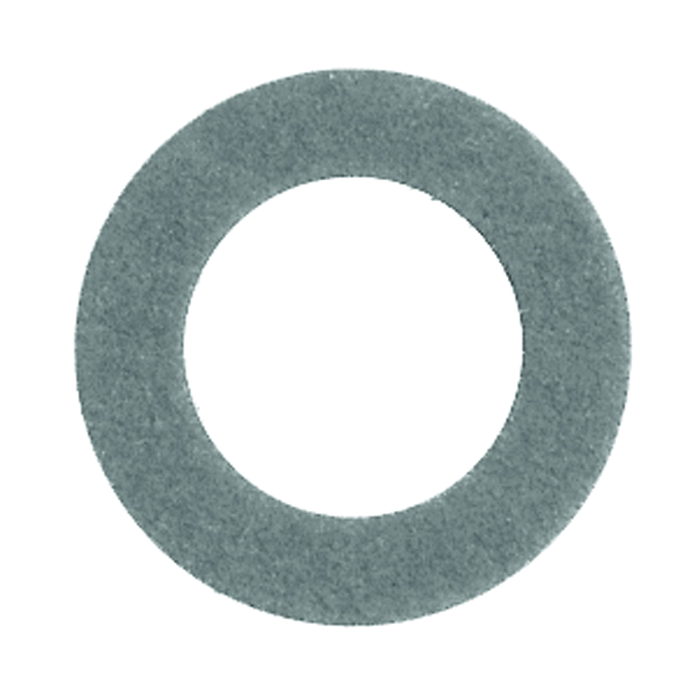 Picture of Danco 35311B Faucet Top Bibb Washer, #8, 7/16 in ID x 13/16 in OD Dia, 1/16 in Thick, Rubber