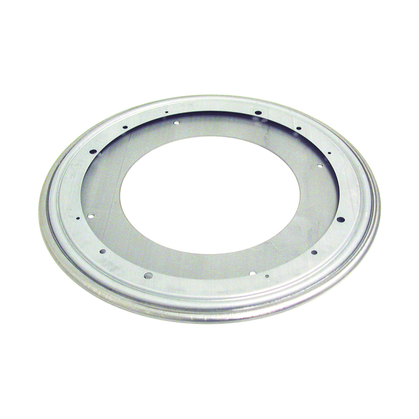 Picture of Shepherd Hardware 9549 Lazy Susan Turntable, 12 in Dia, Zinc