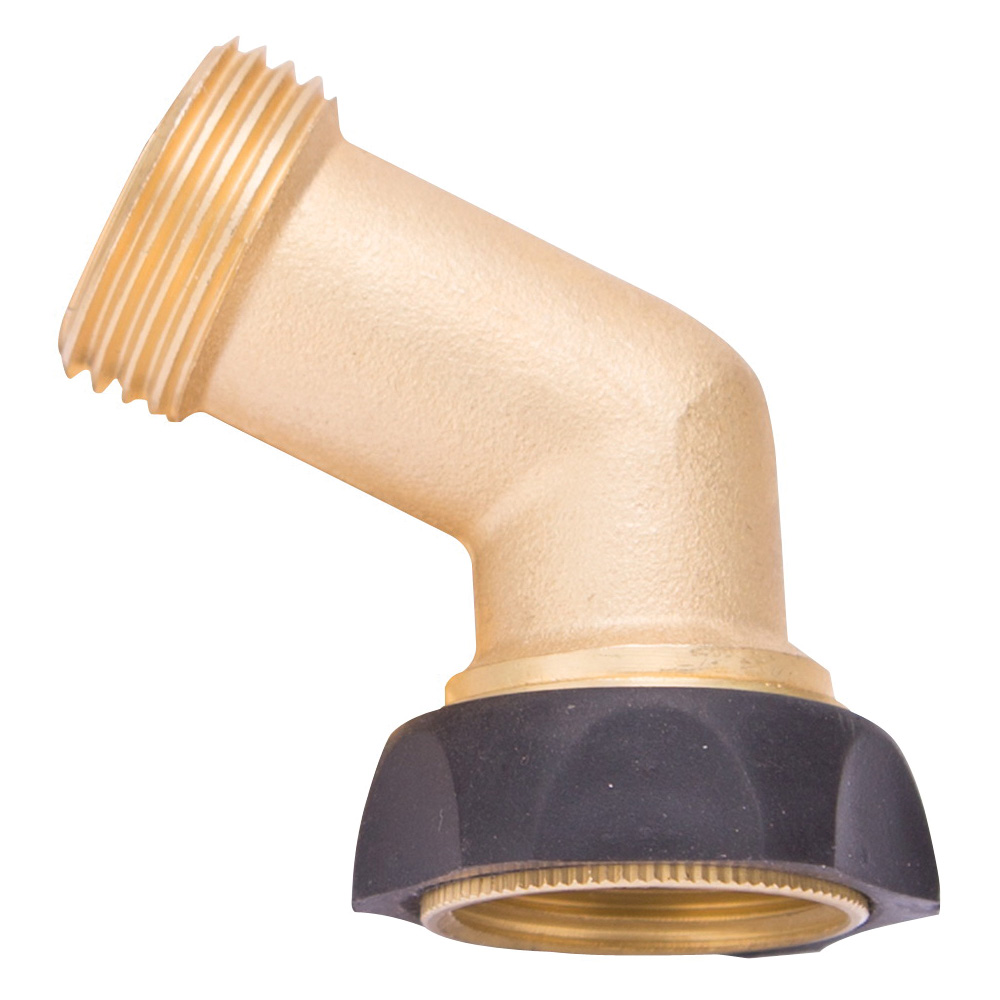 Picture of Landscapers Select GT62003 Hose Connector, Female and Male, Brass, Brass, For: Hose Couplings