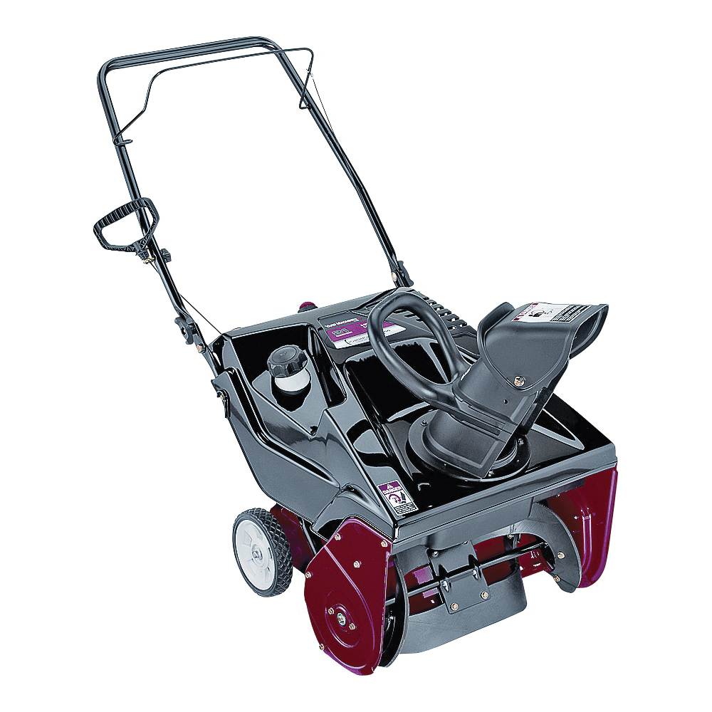 Picture of MTD 31A-2M1E700 Snow Thrower, Gasoline, 123 cc Engine Displacement, OHV Engine, 1 -Stage, Recoil Start