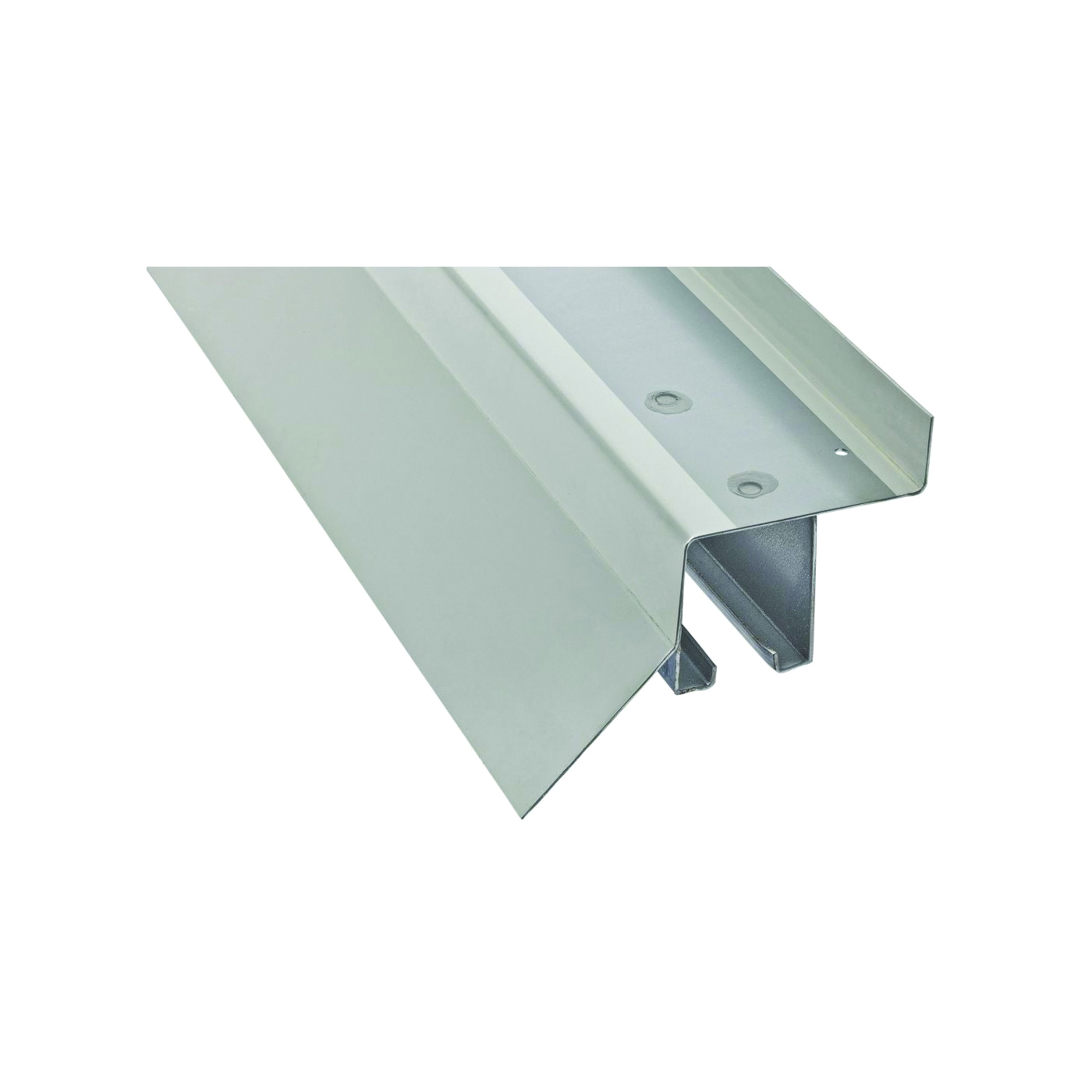 Picture of National Hardware N174-136 Box Rail, Steel, Galvanized, 12 ft L