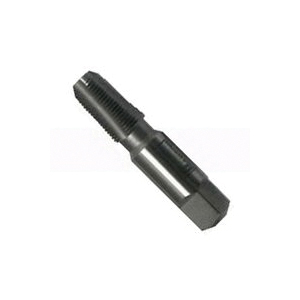 Picture of IRWIN 1904ZR Pipe Taper Tap, Tapered Point, 4 -Flute, HCS