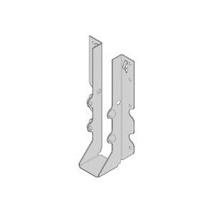 Picture of MiTek JUS210-3 Slant Joist Hanger, 8-3/8 in H, 2 in D, 4-5/8 in W, 2 in L x 10 to 14 in H, Steel, Galvanized