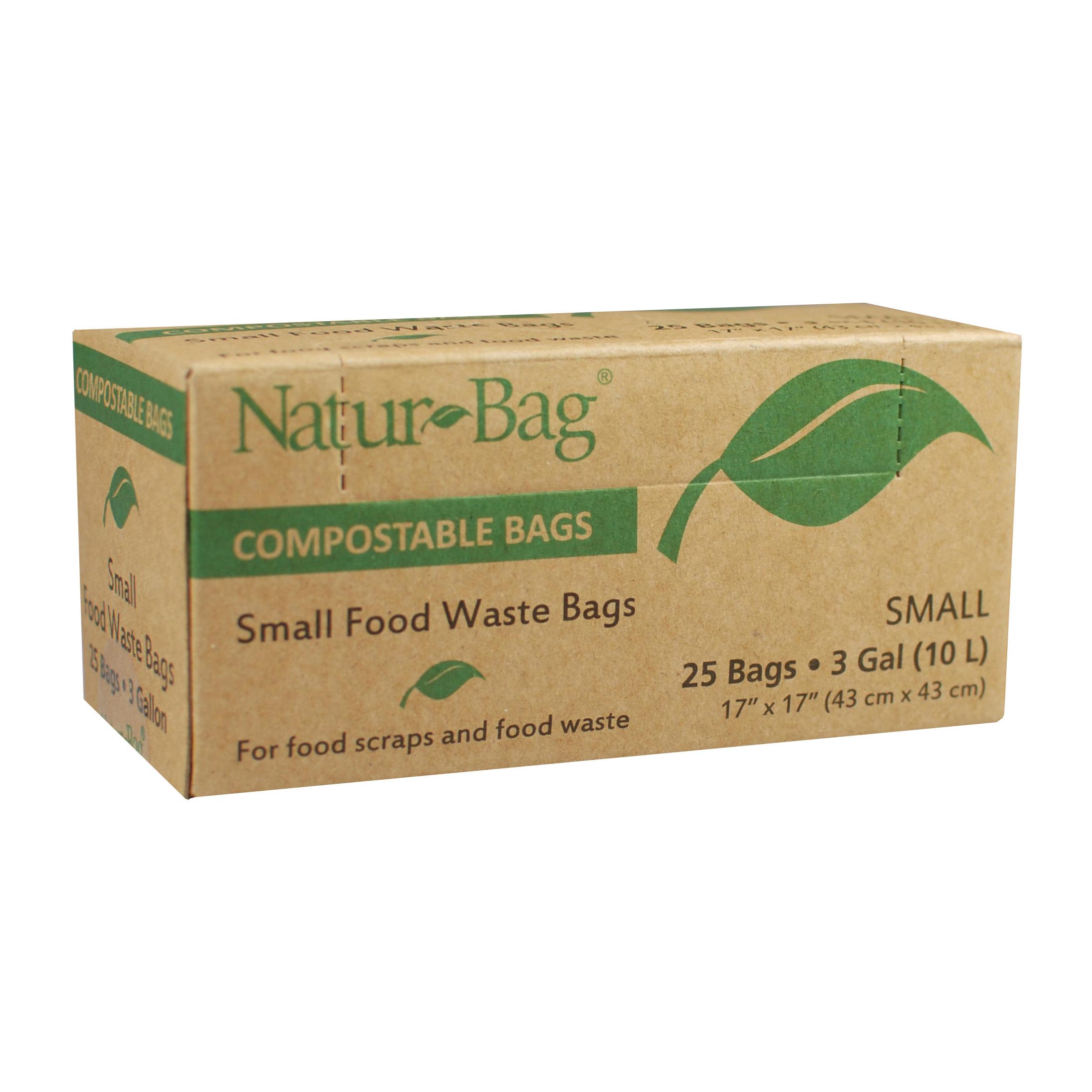 Picture of NATUR-TEC NT1075-RTL-00004 Trash Bags, 3 gal Capacity