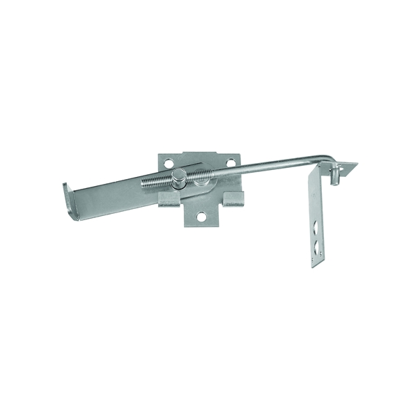 Picture of National Hardware 1264 Series N161-760 Jamb Latch, Steel, Zinc