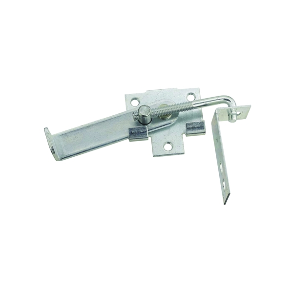 Picture of National Hardware 1265 Series N160-754 Jamb Latch, Steel, Zinc