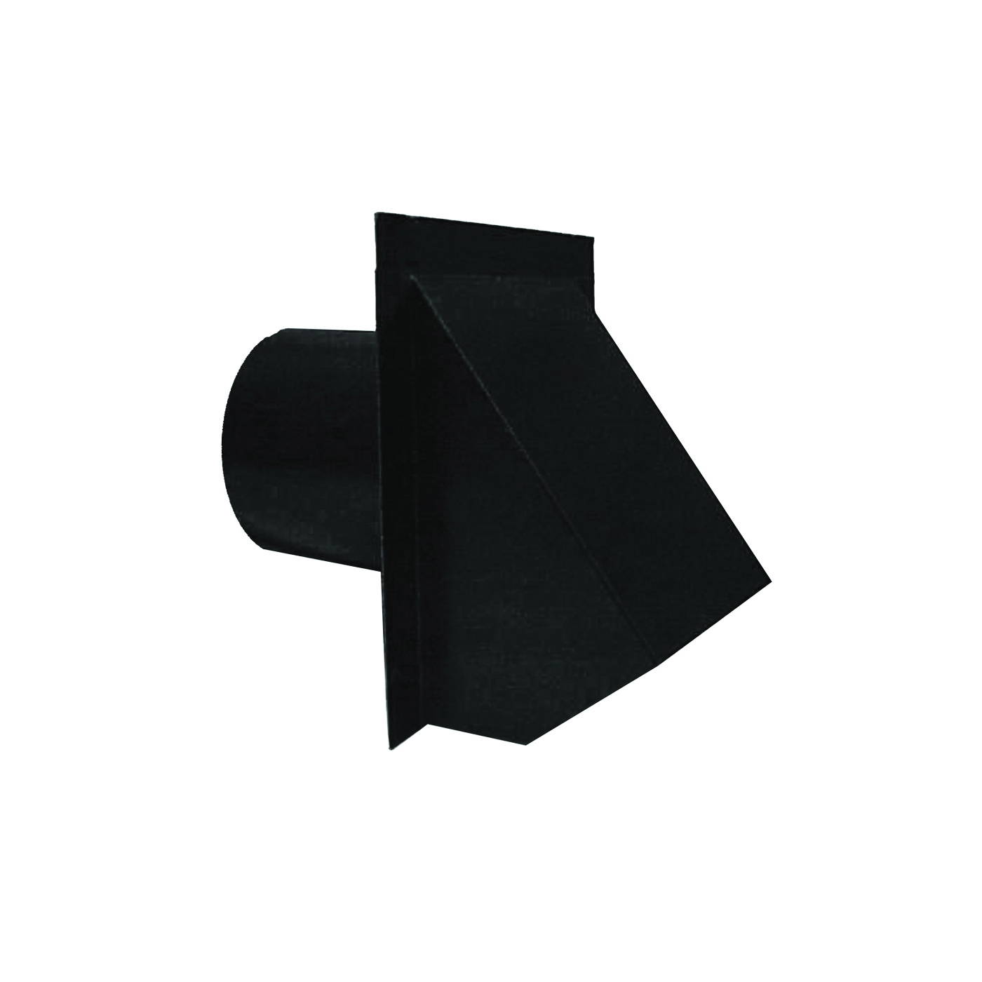 Picture of Master Flow WVA4BL Round Wall Vent, 4 in Duct