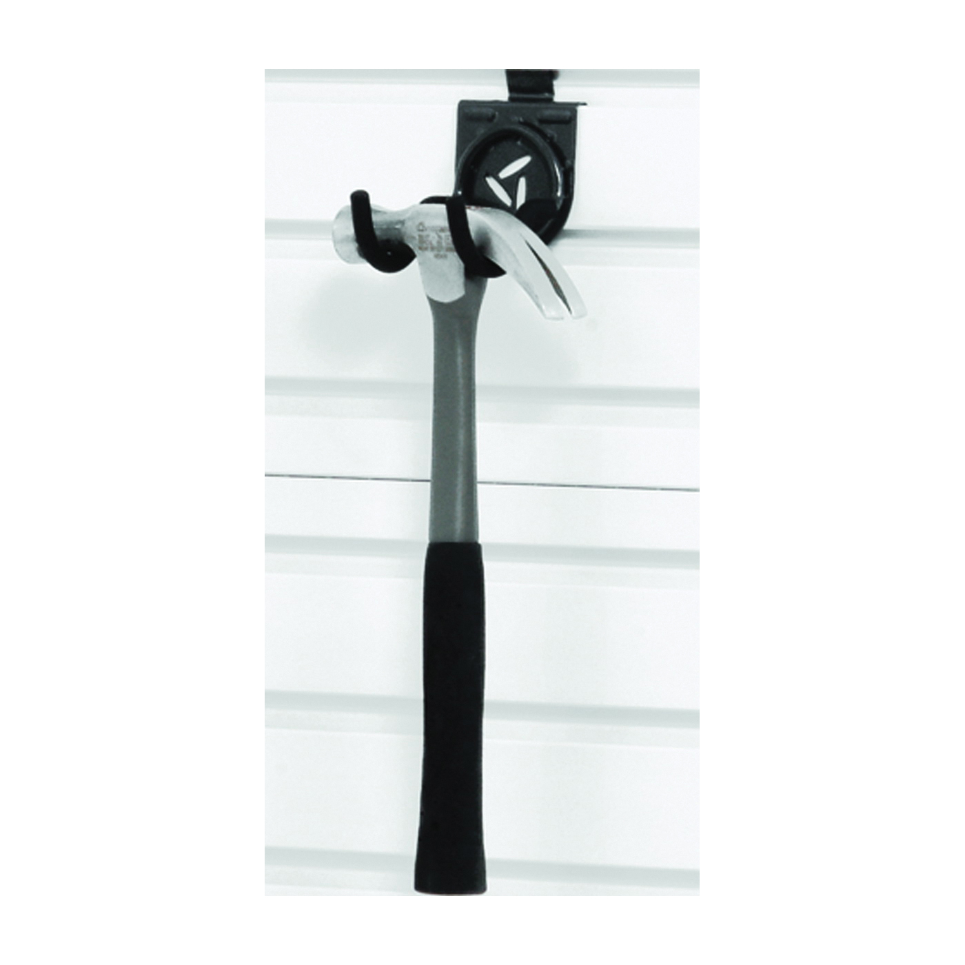Picture of GLADIATOR GAWUXXSCRH Scoop Hook, 25 lb, Steel, Granite, Powder-Coated