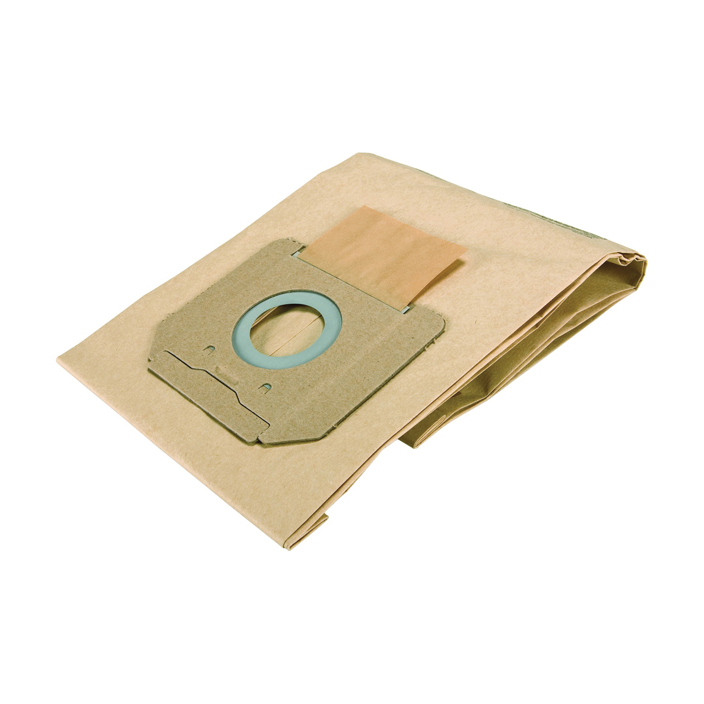 Picture of PORTER-CABLE 78121 Filter Bag, 10 gal Capacity, 8 in L, Kraft Paper