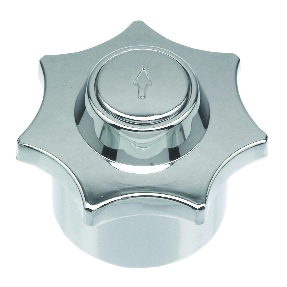 Picture of Danco 88079 Diverter Handle, Zinc, Chrome, For: American Standard Single-Handle Tub/Shower Faucets
