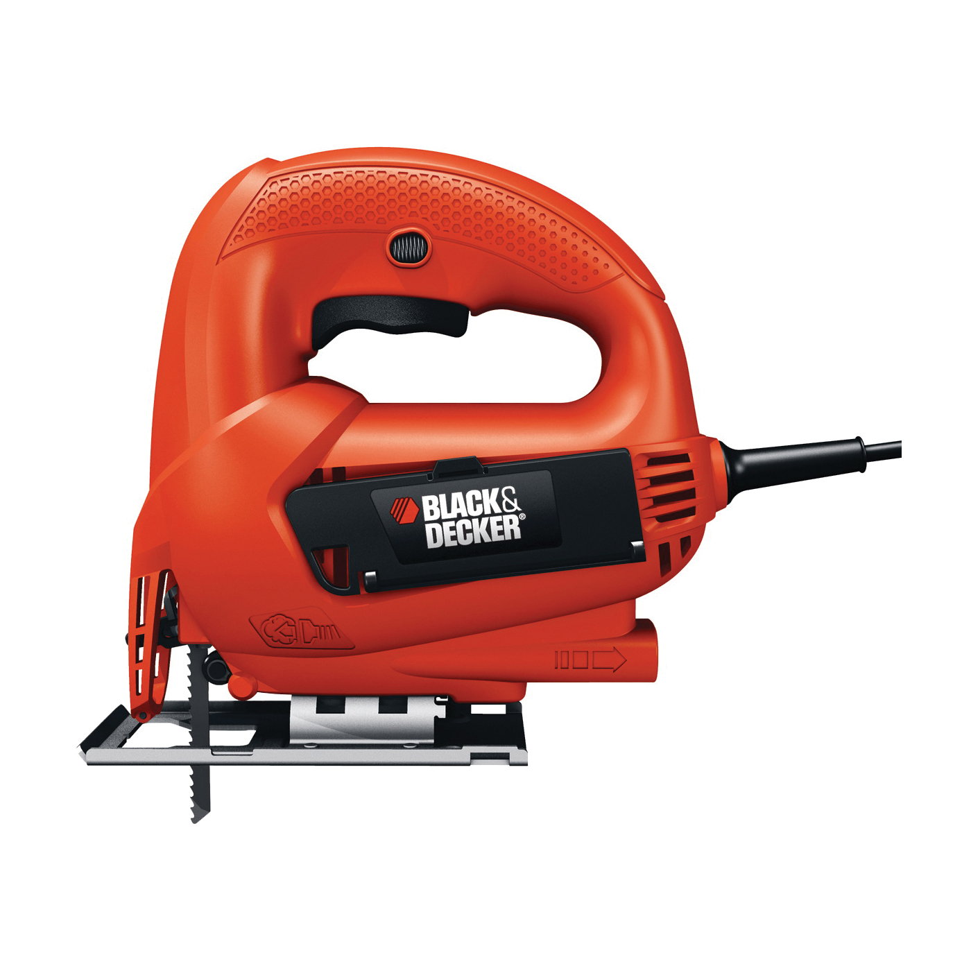 Picture of Black+Decker BDEJS300C/JS515 Jig Saw, 4.5 A, 11/16 in L Stroke, 3000 spm SPM