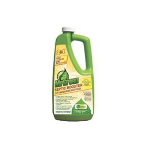 Picture of MrGreen 4600101 Septic Booster, Liquid, Dark Green, 34 oz Package