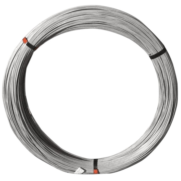 Picture of BEKAERT 118141 Smooth Fence Wire, 12.5 ga Wire, 4000 ft L