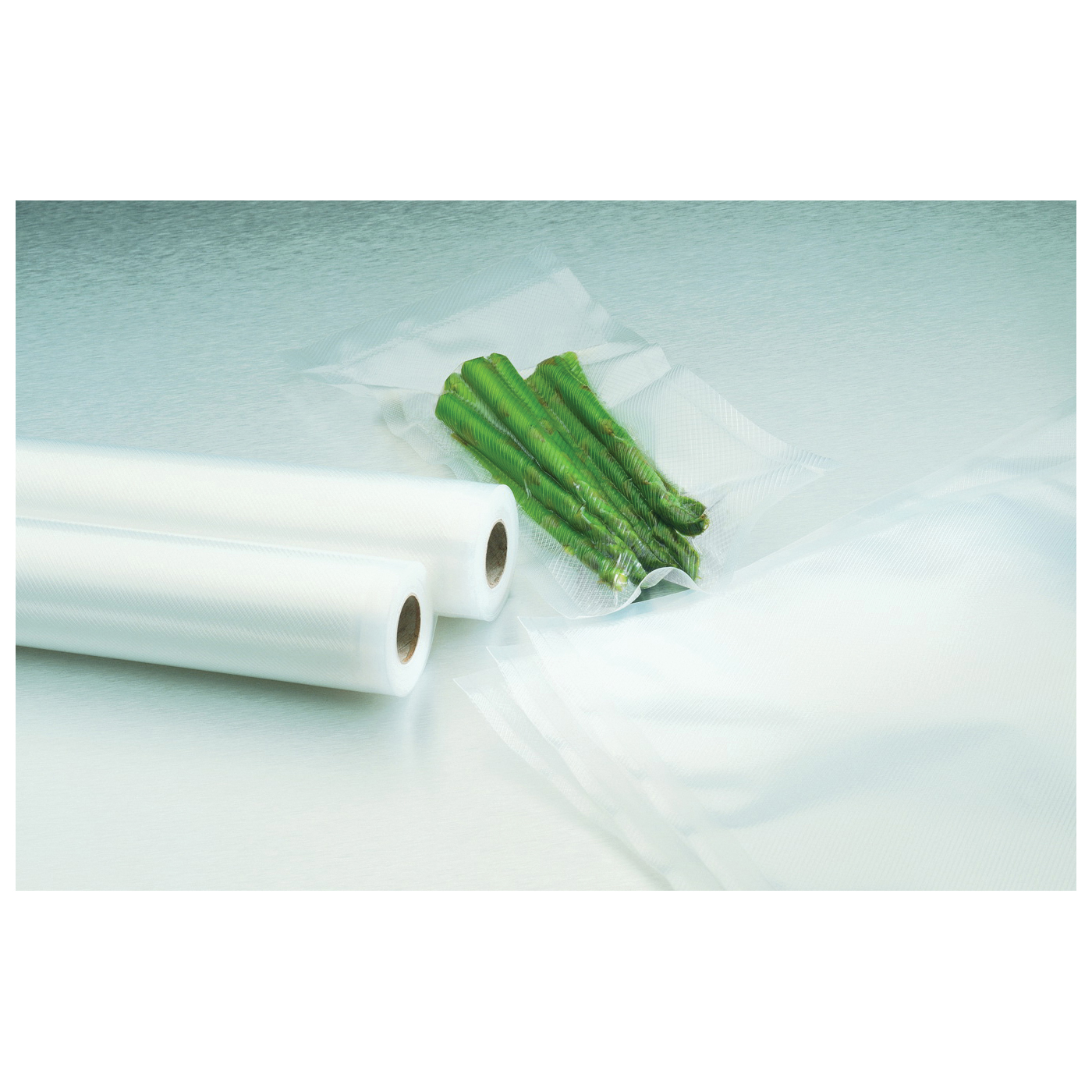 Picture of Seal-a-Meal FSSMBF0626-P00W Sealer Bag Roll, 1 gal Capacity