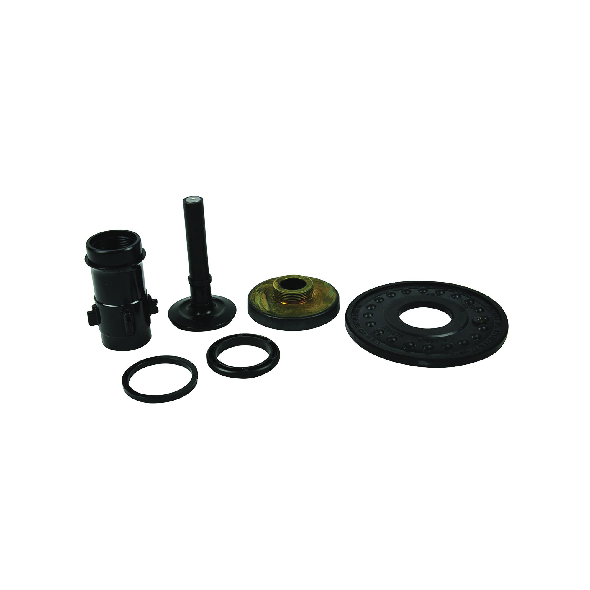 Picture of Danco 37059 Urinal Repair Kit, Plastic/Rubber, Black, For: Regal 1.5 gpf Urinal Flushometers