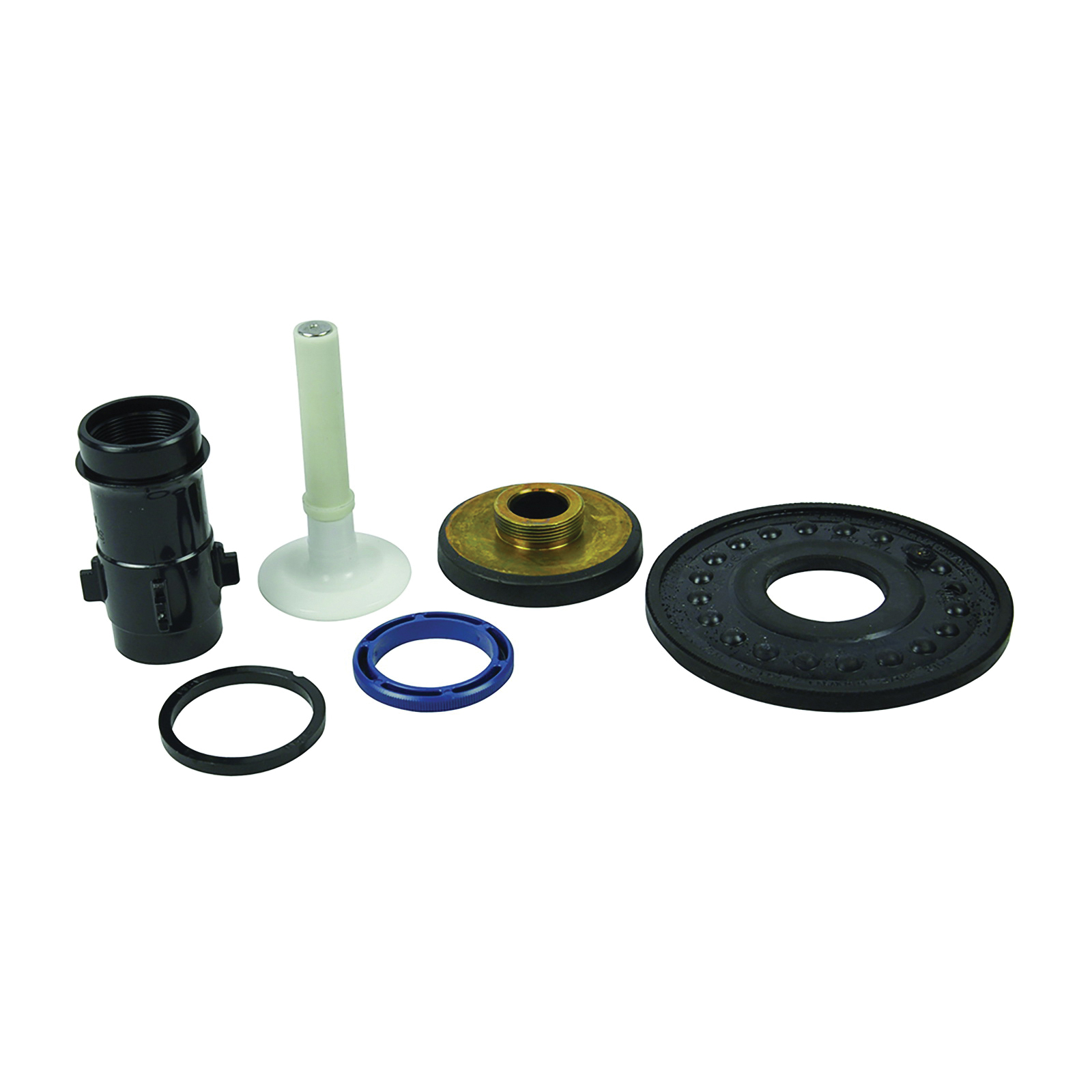 Picture of Danco 37073 Water Saver Kit, Plastic/Rubber, Black, For: Regal 3.5 gpf Water Closet Flushometers