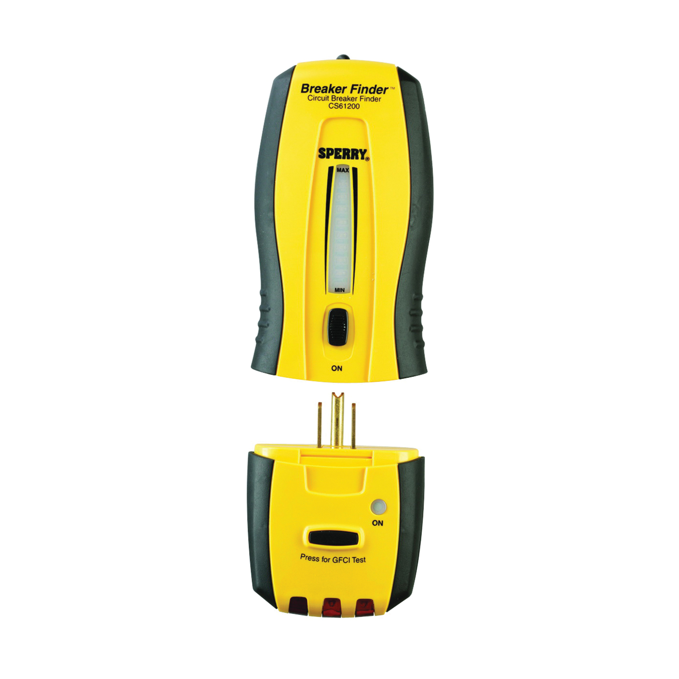 Picture of GB Breaker Finder CS61200 Circuit Breaker Finder/Locator and GFCI Tester, LED Display